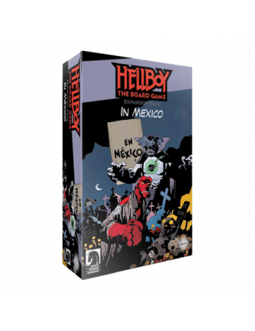Hellboy: The Board Game - In Mexico (Inglés)