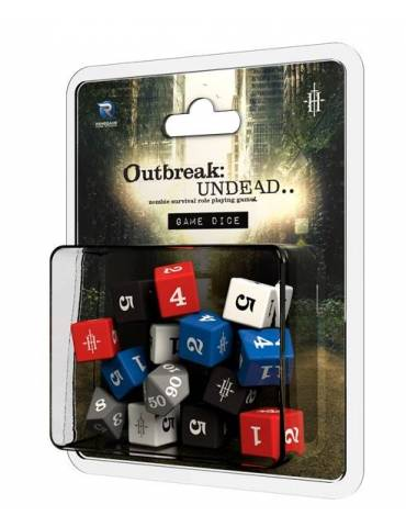 Outbreak: Undead - Game Dice