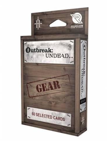 Outbreak: Undead - Gear Deck