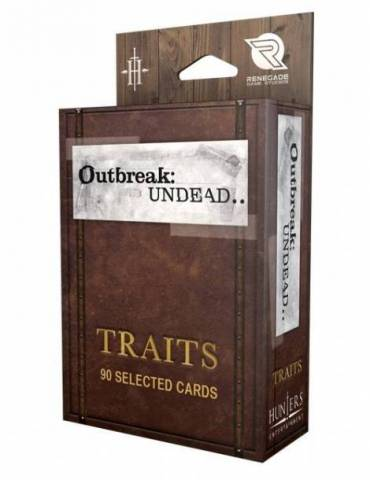 Outbreak: Undead - Traits Deck