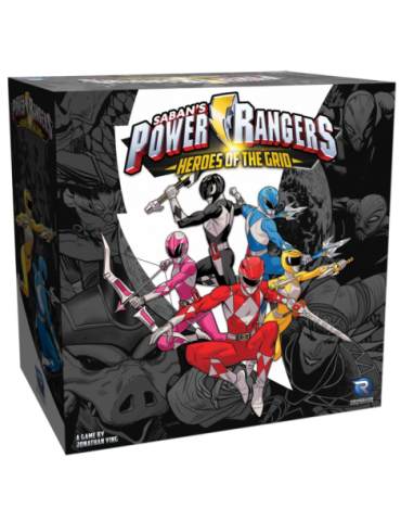 Power Rangers: Heroes of...