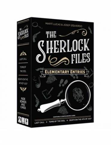 The Sherlock Files:...