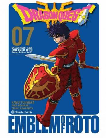 Dragon Quest Emblem of Roto Nº07/15