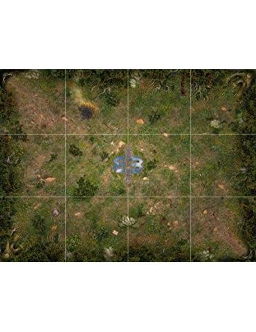 Tapete Mage Wars Arena Straywood Forest