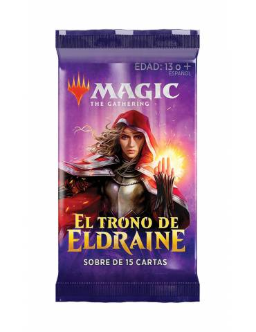 Magic: El trono de Eldraine...