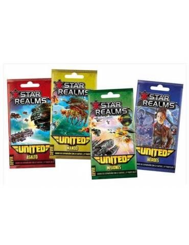 Star Realms: United - Héroes