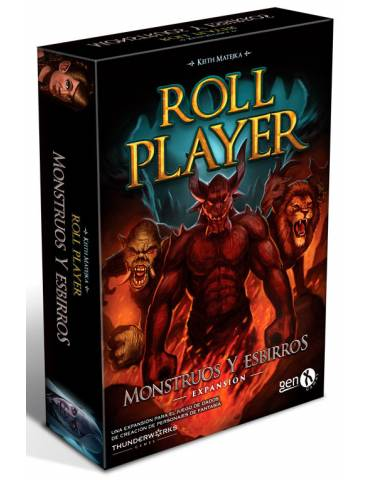 Roll Player: Monstruos y...