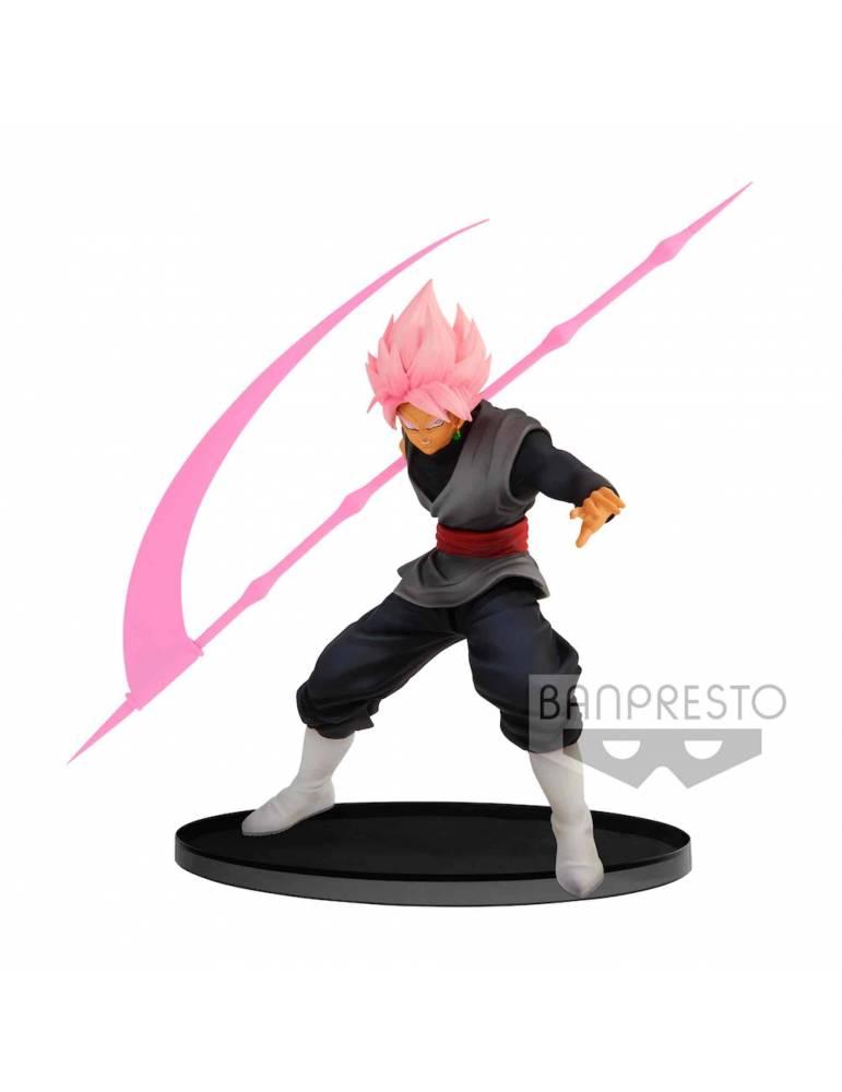 Figura Dragon Ball Z World Figure Colosseum 2 Vol. 9: Super Saiyan Rose Goku Black 14 cm