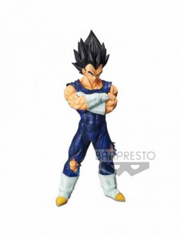 Figura Dragon Ball Z Grandista: Vegeta 26 cm