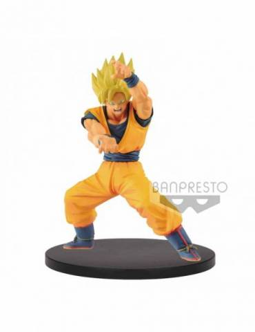 Figura Dragon Ball Super Chosenshiretsuden Vol. 1: Super Saiyan Goku 16 cm