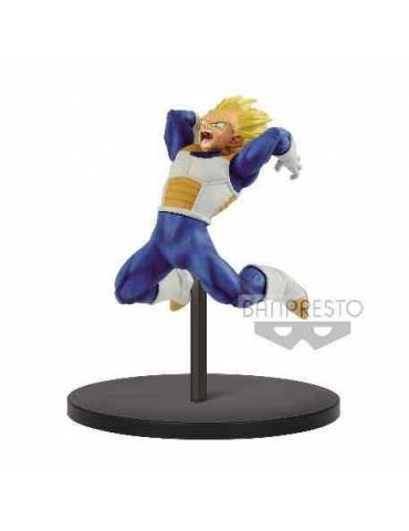 Figura Dragon Ball Super Chosenshiretsuden Vol. 1: Super Saiyan Vegeta 13 cm