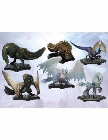 Figuras aleatorias Monster Hunter Capcom: Builder Std Model Plus Vol.12 10-15 cm