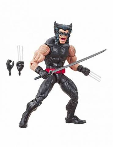 Figura Marvel Legends Retro Surtido X-Men: Wolverine 15 cm