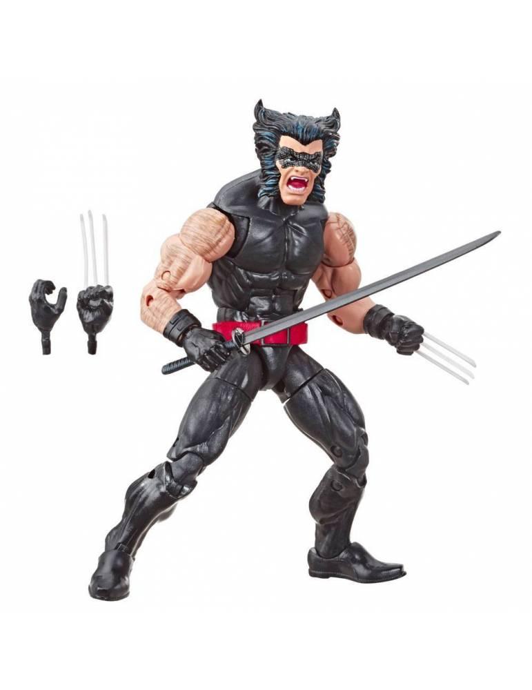 Figura Marvel Legends Retro Surtido X-Men: Wolverine 15 cm