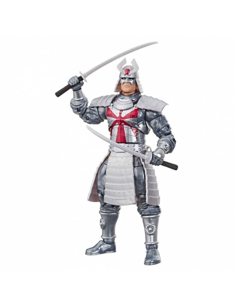 Figura Marvel Legends Retro Surtido X-Men: Silver Samurai 15 cm