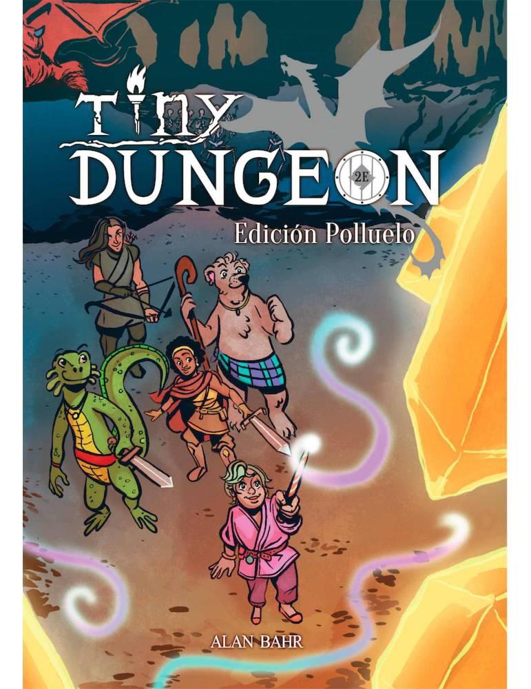 Tiny Dungeon. Edición Polluelo