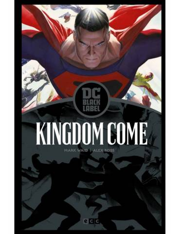 Kingdom Come - Edición DC...
