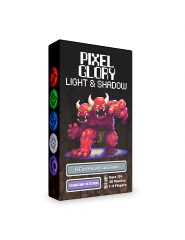 Pixel Glory: Light & Shadow