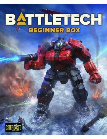 BattleTech Beginner Box...