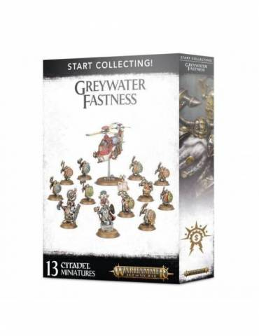 Start Collecting! Greywater...