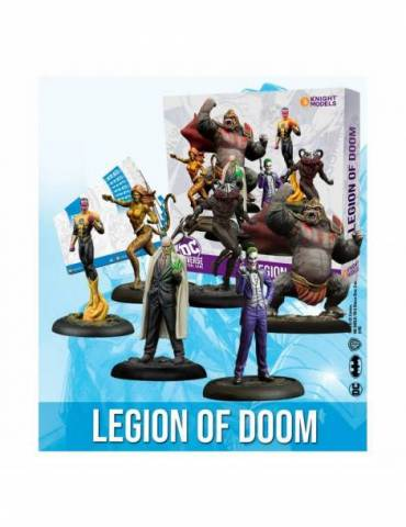Legion of Doom (Caja)