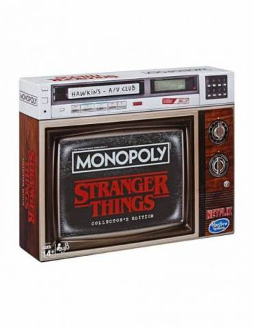 Monopoly: Stranger Things...