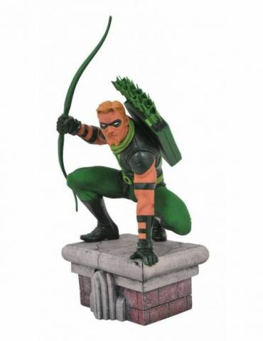 Figura Diorama DC Comic Gallery Arrow: Green Arrow 20 cm