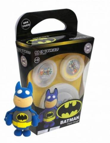 Batman Super Dough Personajes Universo Dc - Do It Yourself