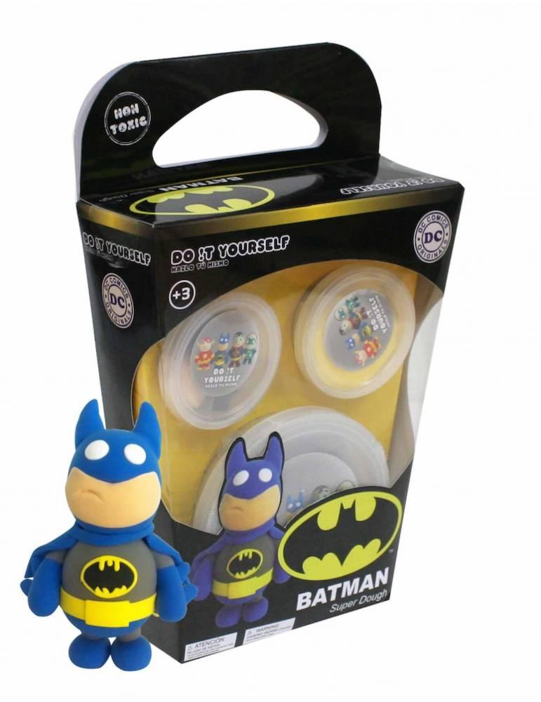 Batman Super Dough Personajes Universo Dc - Do It Yourself