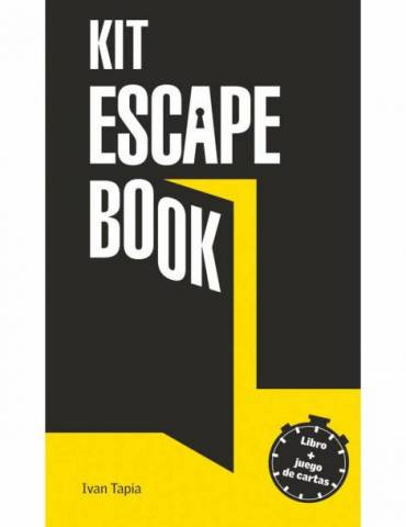 Kit Escape book