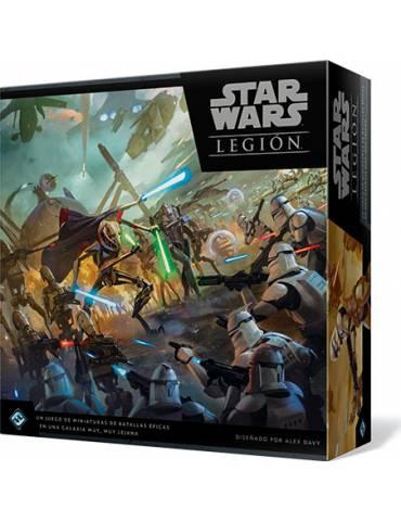 Star Wars Legión: Las...
