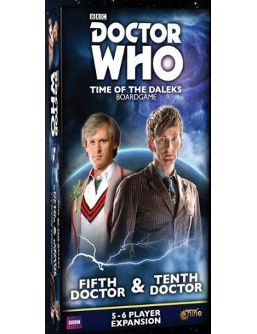Doctor Who: Time of the...