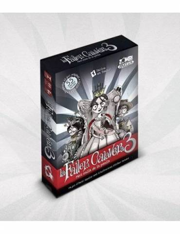 La Fallera Calavera 3 + Carta Promo