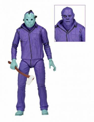 Figura Viernes 13: Jason Theme Music Edition (Classic Video Game Appearance) 18 cm