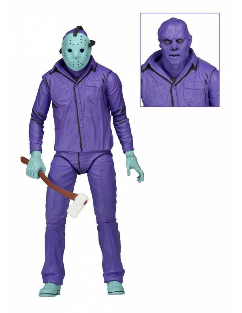 Figura Viernes 13: Jason Theme Music Edition (Classic Video Game Appearance) 18 cm