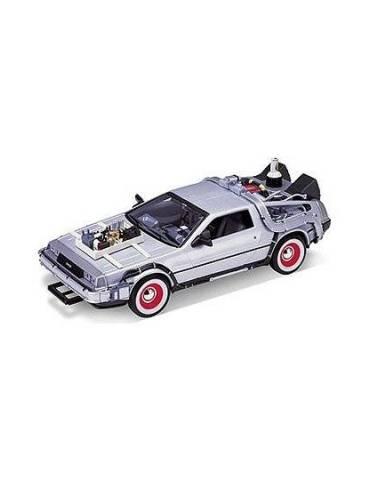 Réplica Regreso al Futuro III Vehículo Diecast Model 1/24 ´81 DeLorean LK Coupe