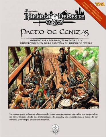 Pacto de Cenizas (Trono de Niebla I)