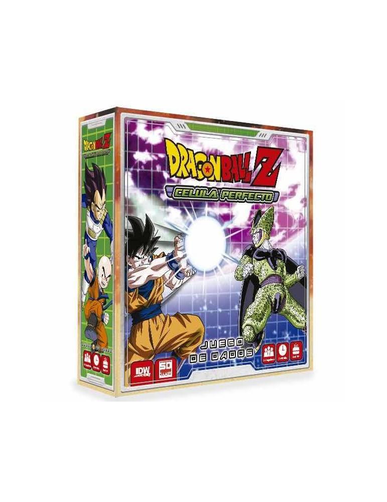 Dragon Ball Z: Célula Perfecto (Pre-lanzamiento especial Salón del Manga)