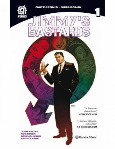 Jimmy'S Bastards Nº01/02