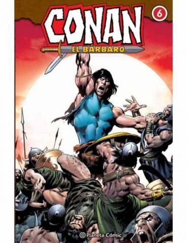 Conan El Barbaro (Integral) Nº06 /10