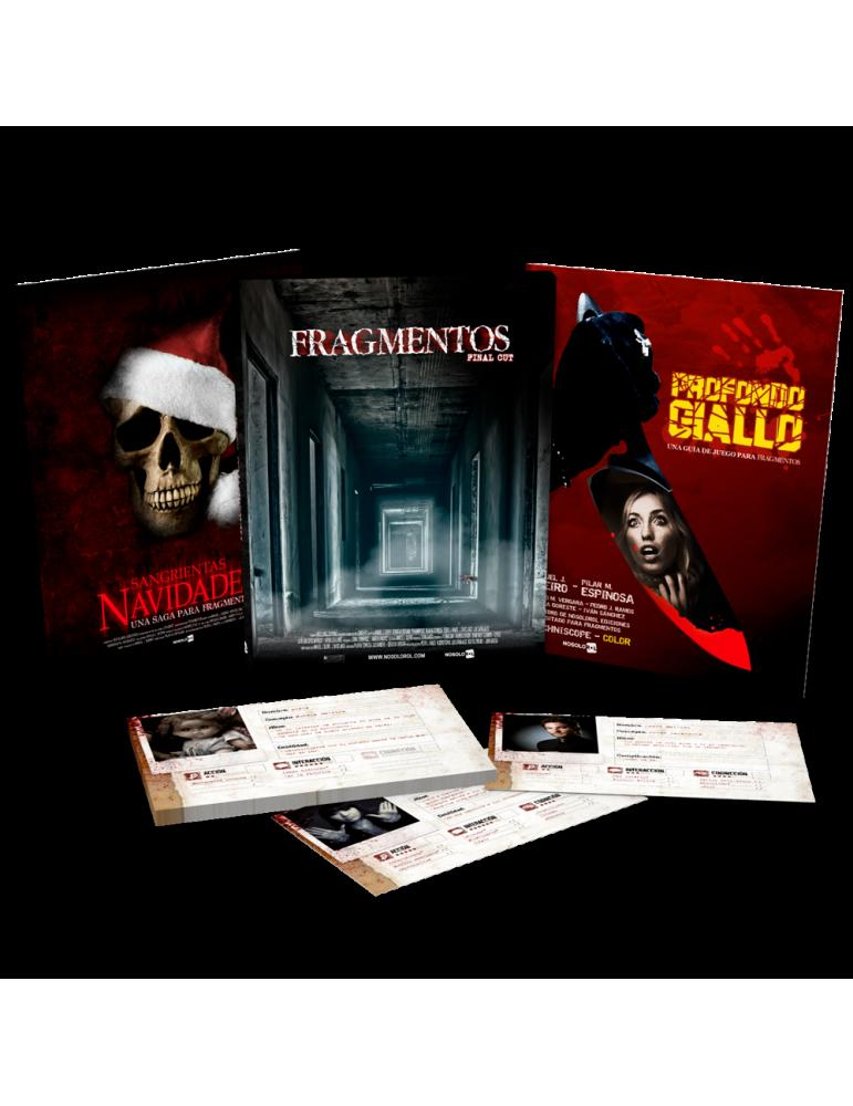 Fragmentos: Final Cut Collector Edition + Copia Digital