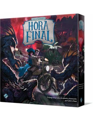 Arkham Horror: Hora Final...