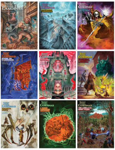 Dungeon Crawl Classics Lankhmar Complete Collection (Inglés)