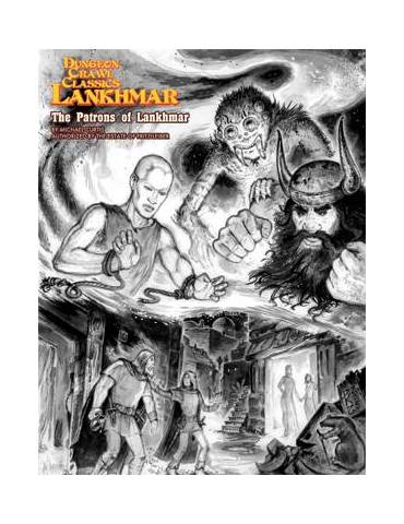 Dungeon Crawl Classics Lankhmar: The Patrons of Lankhmar (Inglés)