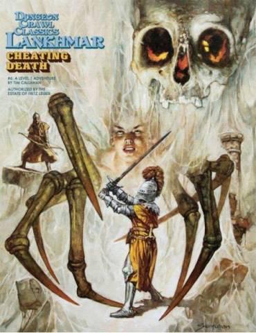 Dungeon Crawl Classics Lankhmar 6: Cheating Death
