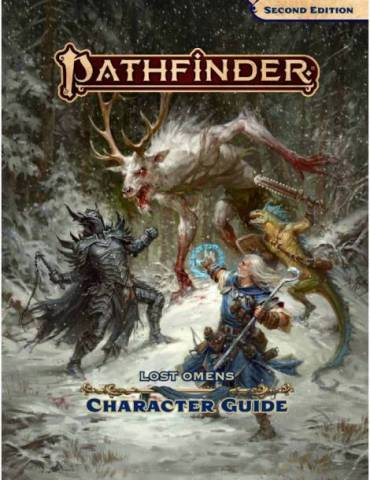 Pathfinder Lost Omens Character Guide (Inglés)