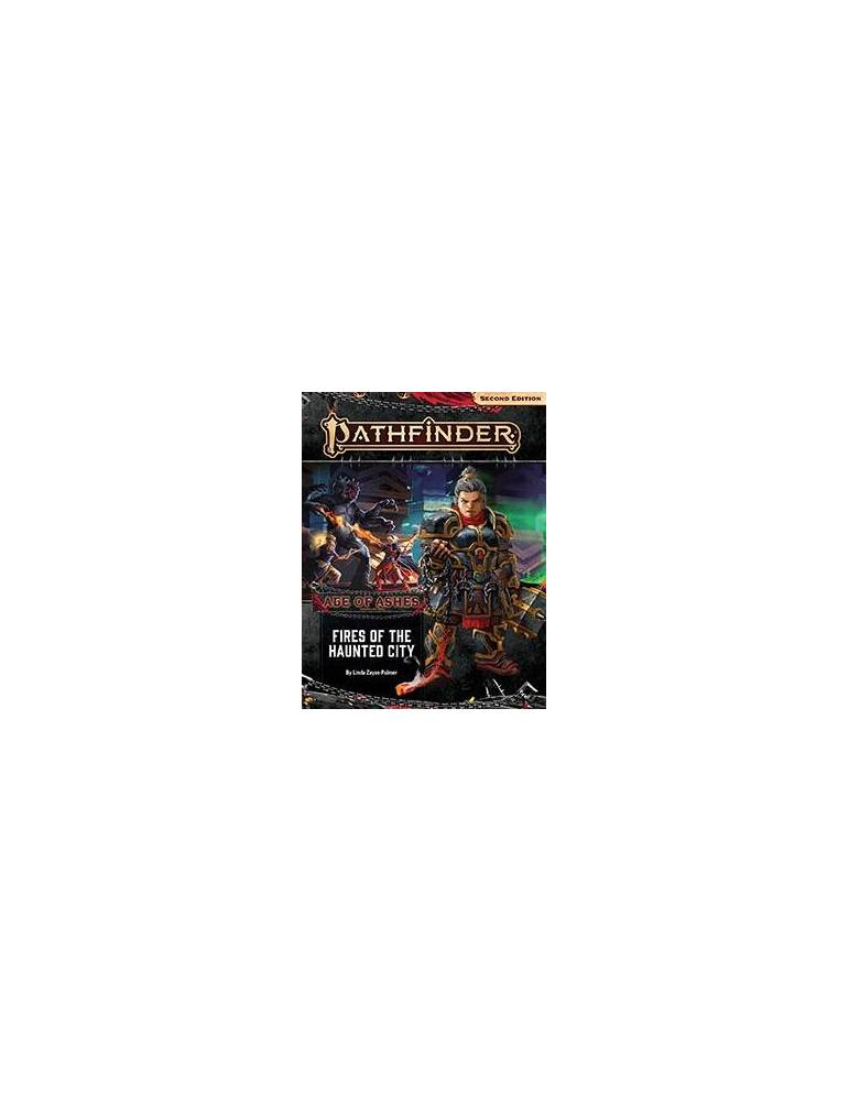 Pathfinder Adventure Path 148: Fires of the Haunted City (Age of Ashes 4 of 6) (Inglés)