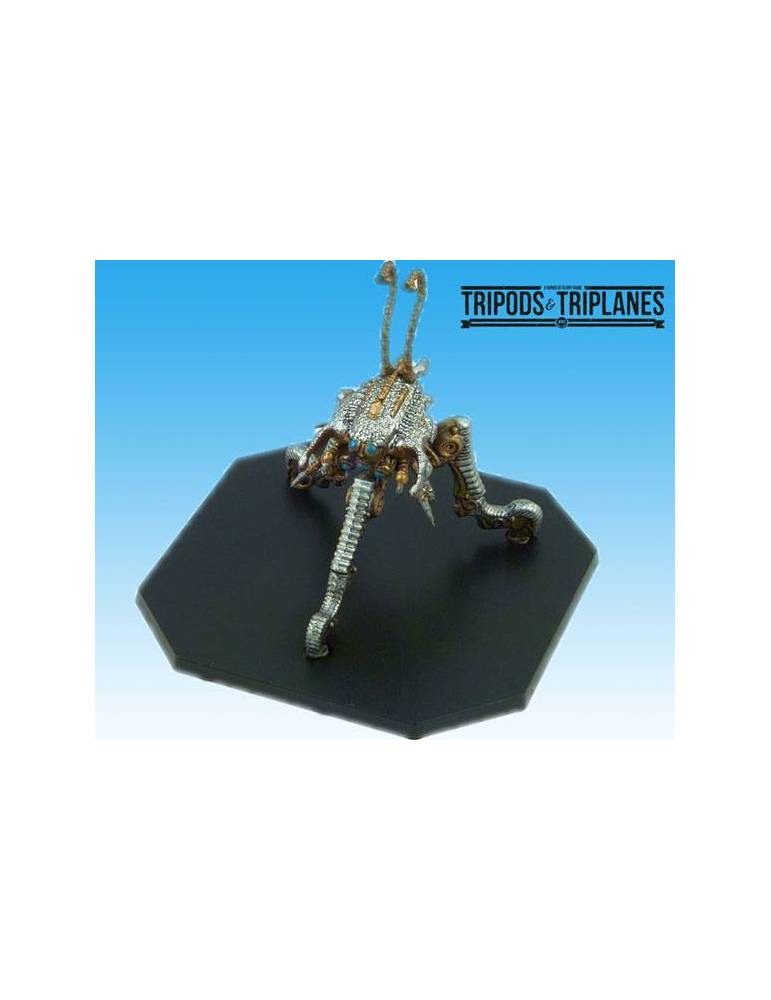 Wings of Glory: Tripods & Triplanes - MK. III Squid Tripod Pack