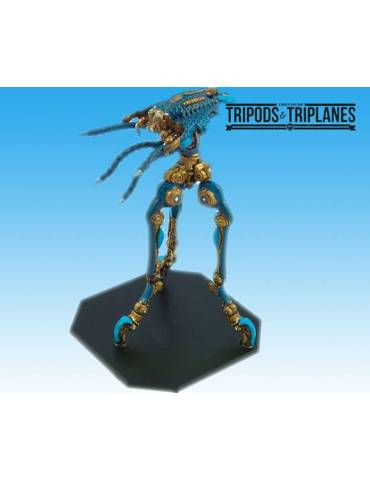 Wings of Glory: Tripods & Triplanes - MK. IV Cuttlefish Tripod Pack
