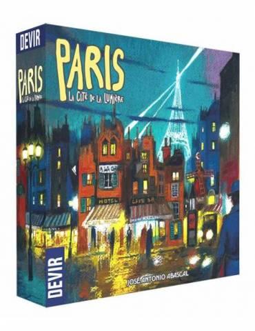 Paris: La citè de la lumière
